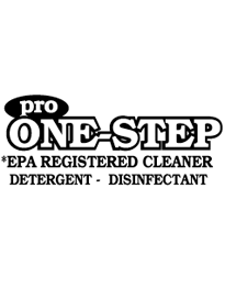 Pro One-Step Detergent Disinfectant3